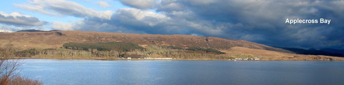Applecross Bay